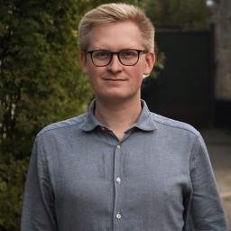 Fredrik Rönnqvist's profilbild på Filmjobb.com'