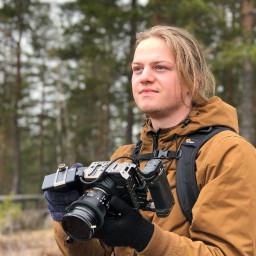 KarlAnton Svensson's profilbild på Filmjobb.com'